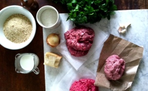 meatballs ingredients