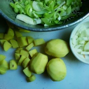 vichyssoise ingredients